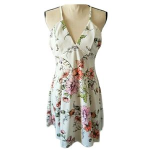 NWT Trixxi Fit and Flare Floral Dress XL
